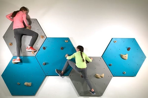Climbing Panels (Honeycomb)