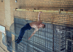 Justin Conway Parkour ANW