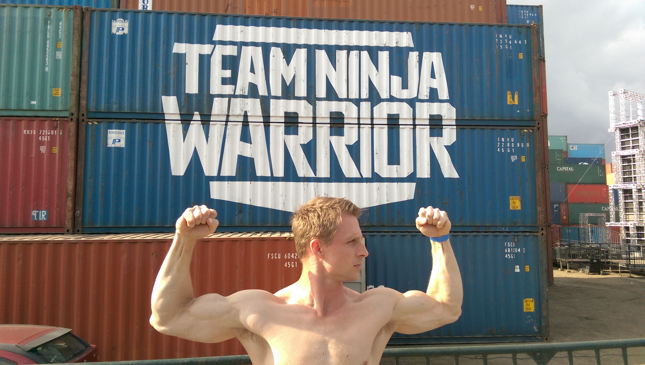 Justin Conway Team Ninja Warrior
