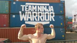 Justin Conway Team Ninja Warrior