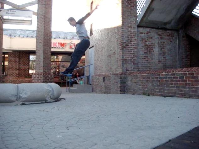 Justin Conway Precision Jump