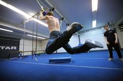 Justin Conway Ninja Warrior Three Ball Lache ii