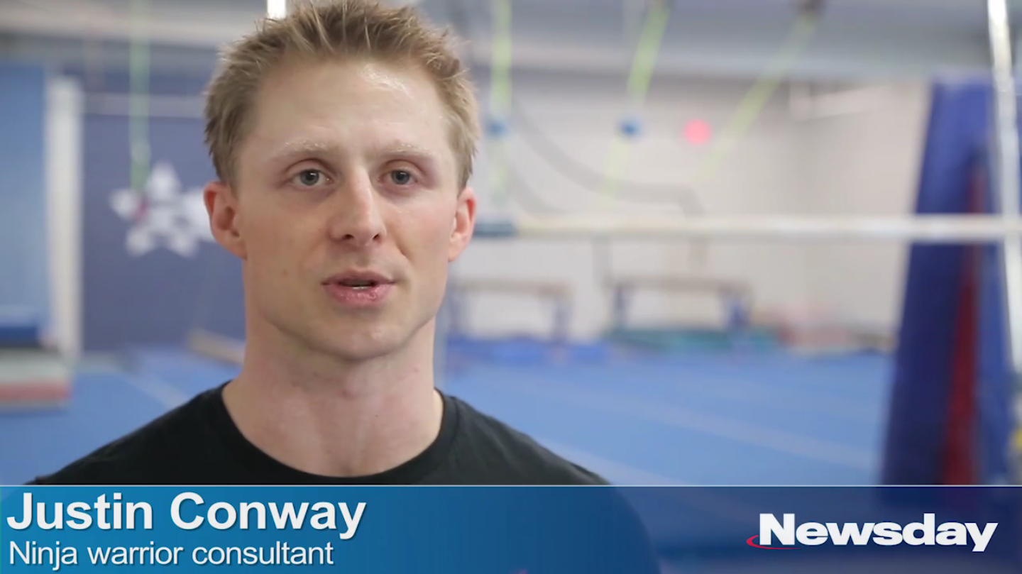 Justin Conway Ninja Consultant Curriculum Newsday