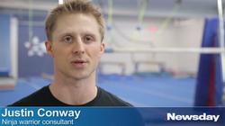 Justin Conway Ninja Consultant Curriculum Newsday