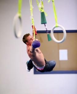 Justin Conway Ninja Warrior Three Ball