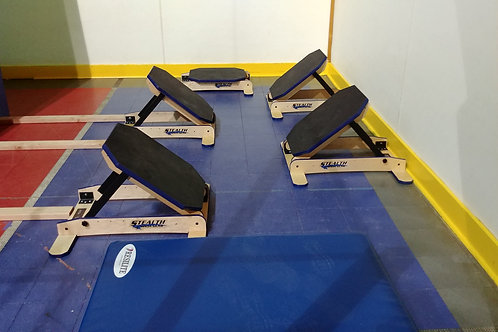 Ninja Steps - Folding