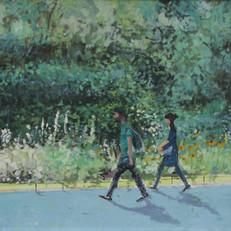 Walking , Stephen Green .