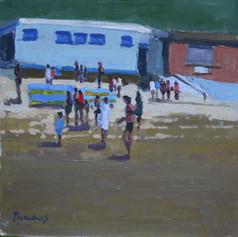 Lifeguard Hut,Ballybunion