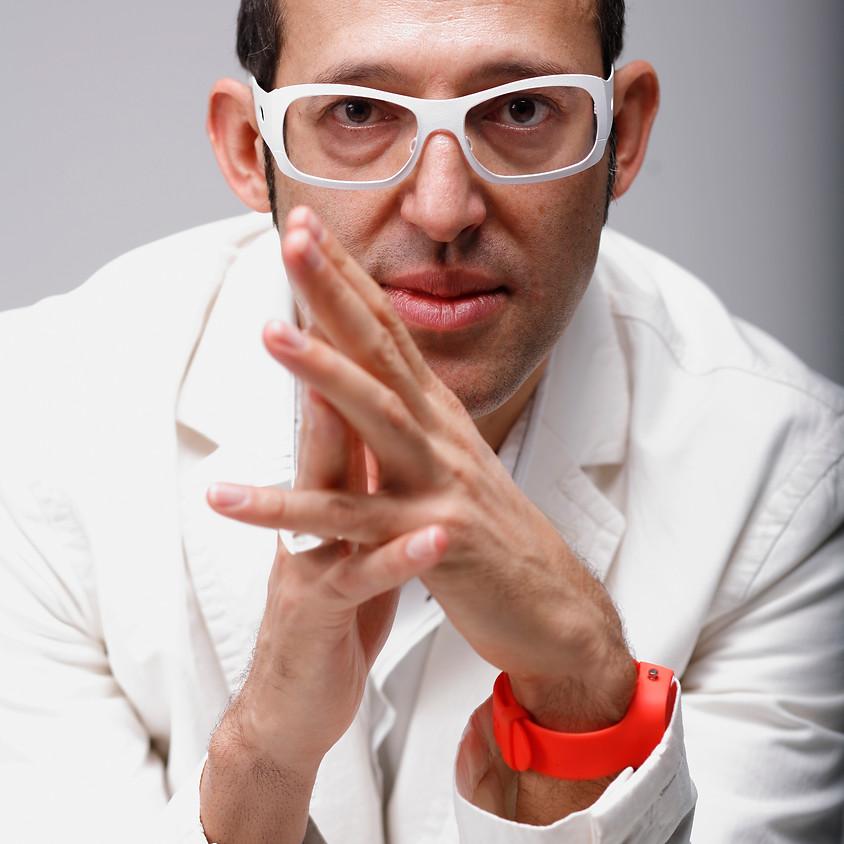Ivo Feliciano + Karim Rashid na BoConcept