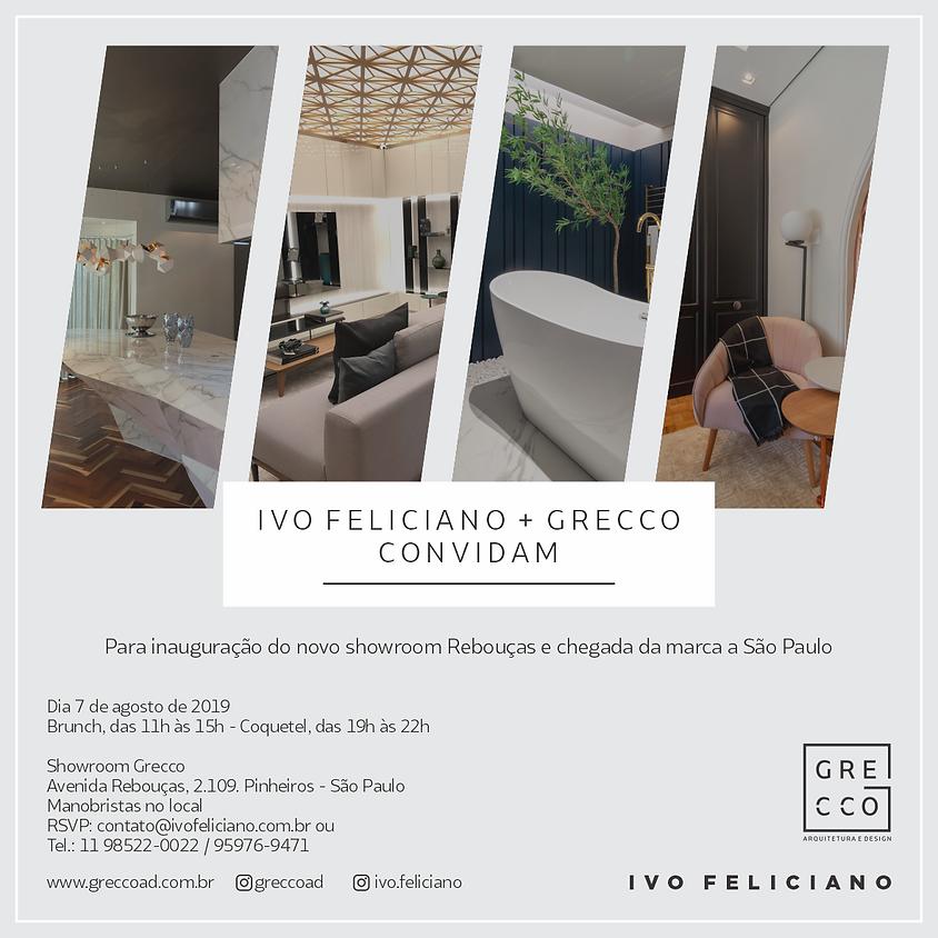 Ivo Feliciano + Grecco