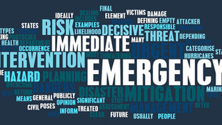 HR Emergency Preparedness!