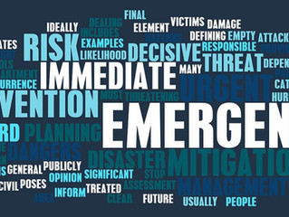 HR Emergency Preparedness!
