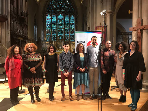 BBC Singers: Celebrating BASCA - The Music of Contemporary BAME Composers