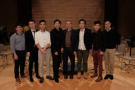Hong Kong Philharmonic Orchestra: Robert H. N. Ho Family Foundation Composers Scheme 2018/19