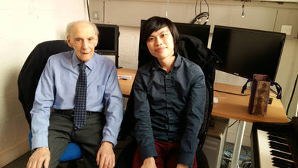 Last Lesson with Joseph Horovitz