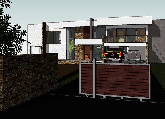 Casa 2 Pisos - 250,00 m2