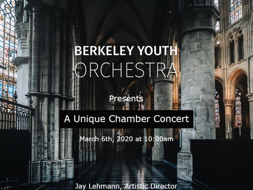 BYO Chamber Concert