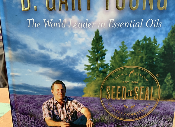 Book D. Gary Young The World Leader In Essential Oils