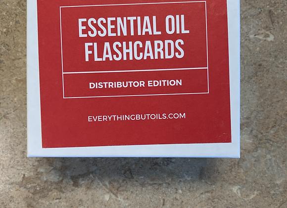 Essential Oil Flashcards Distributor Edition