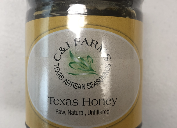 Texas RAW Honey