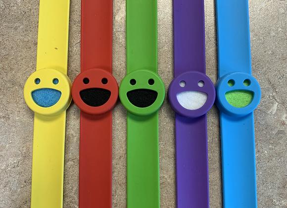 Children's Smiley Diffuser Bracelet