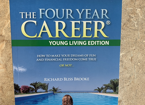 Book The Four Year Career Young Living Edition