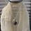Thumbnail: Lava Stone Small Diffuser Necklace