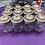 Thumbnail: 6 oz Glass Scent Jars