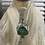 Thumbnail: Big Owl Diffuser Necklace