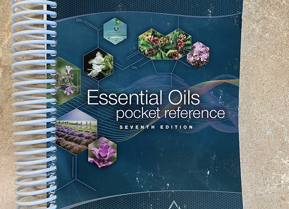 Essential Oils Pocket Reference Seventh Edition
