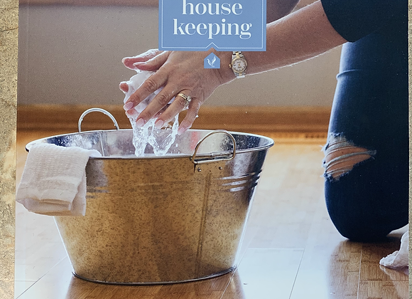 The Chemical Free Home for House Keeping