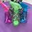Thumbnail: Colored Plastic Spray Bottles