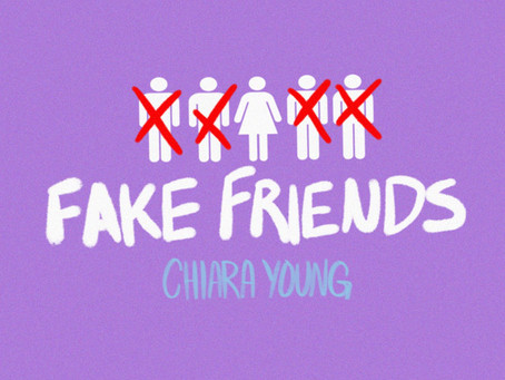 "Watchlist: Chiara Young ""Fake Friends"""