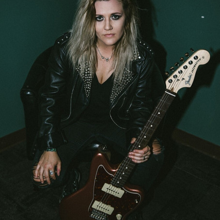 Heather Baker on Touring, Influences, and Her Experience in Pop Music