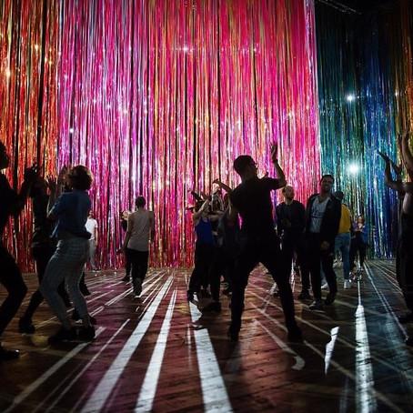 David Byrne Curates Social Distance Dance Club