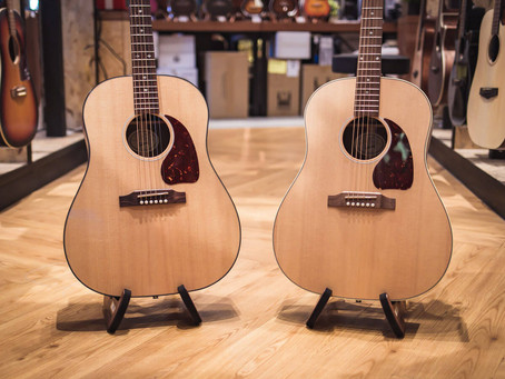 Gibson to Launch New Series of Acoustic Guitars