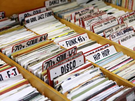 How 2020 Vinyl Sales Broke the Record