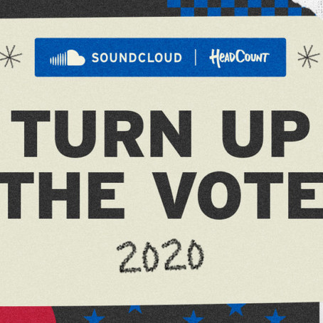 SoundCloud's 'Turn Up The Vote' Initiative is Directing Young Voters to The Polls