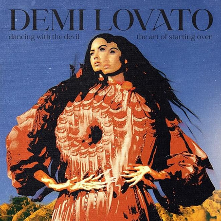 """Demi Lovato Releases Powerful New Single """"Dancing With The Devil"""" Ahead of Upcoming Album"""