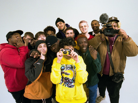 BROCKHAMPTON Releases New Album 'ROADRUNNER: NEW LIGHT, NEW MACHINE' and Announces Final Album