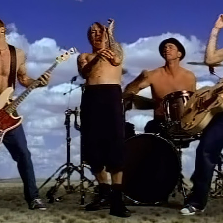 The Red Hot Chili Peppers Will Sell Entire Music Catalogue for Over $140 Million