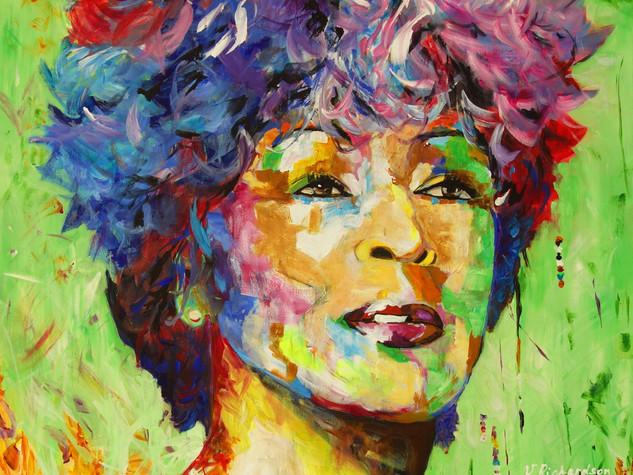 Tina Turner -SOLD
