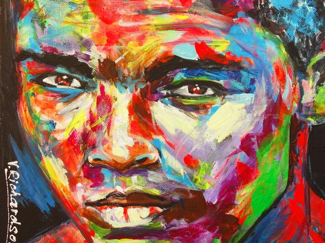 Muhammad Ali -SOLD