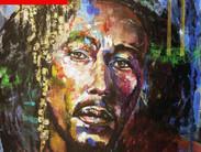 Bob Marley -SOLD