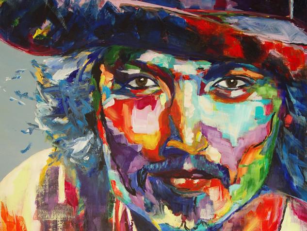 Johnny Depp -SOLD