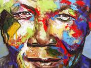 Nelson Mandela - SOLD