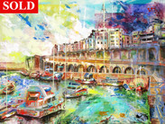 Ramsgate Harbour -SOLD
