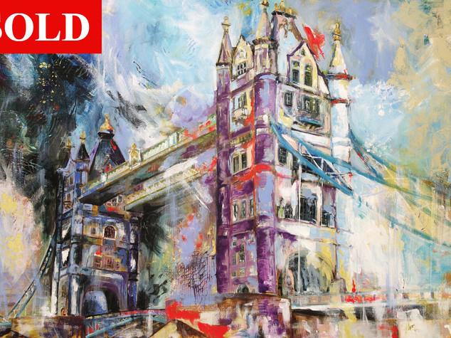 Tower Bridge -SOLD