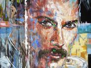 Freddie Mercury -SOLD