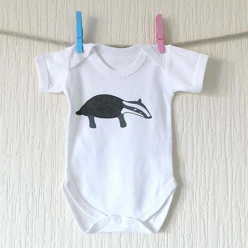 Badger Baby Bodysuit